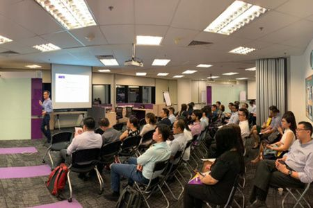 BGI Spain - Lecture: Strategic negotiation skills in Singapore