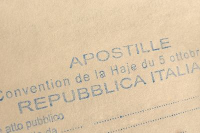Elimination of the obligation to apostille documents