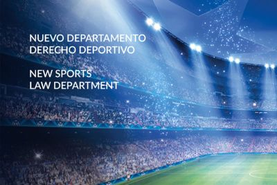 BGI Spain - Presentation Sports Law Department