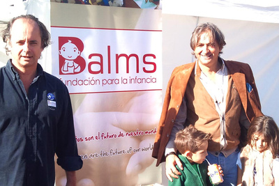 Balms Abogados at the Elviria Christmas Market