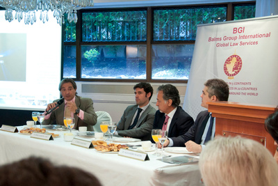 2nd Working Forum: Uruguay, a door to MERCOSUR