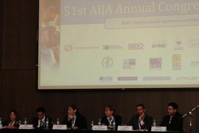 Annual Conference of AIJA in Buenos Aires
